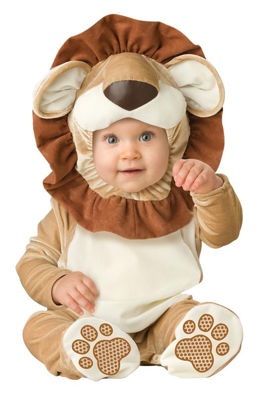 Lovable Lion Infant & Toddler Costume