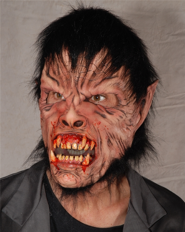 Wolf Man Adult Mask
