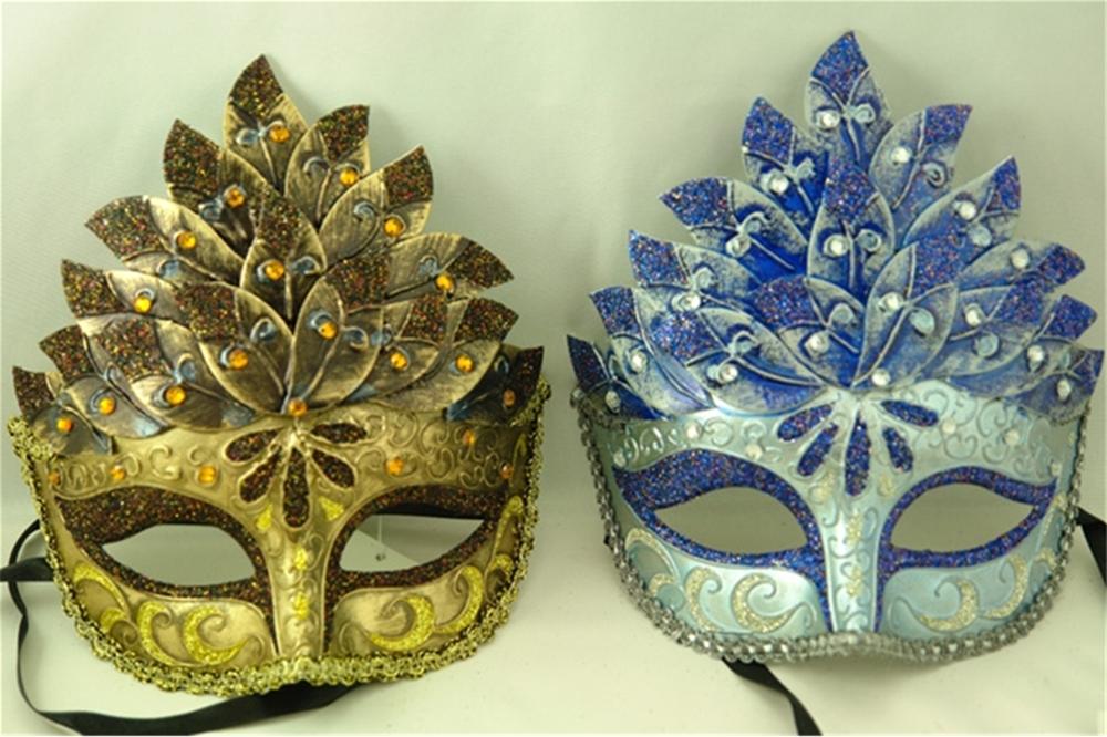 Venetian Style Adult Mask