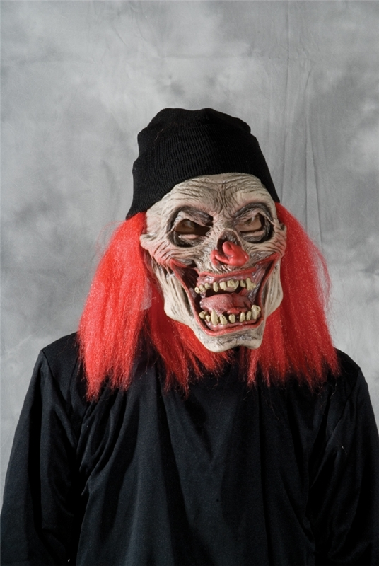 Image of Cryptic Clown Adult Mask