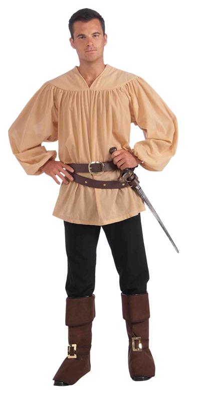 Medieval Shirt Beige Standard