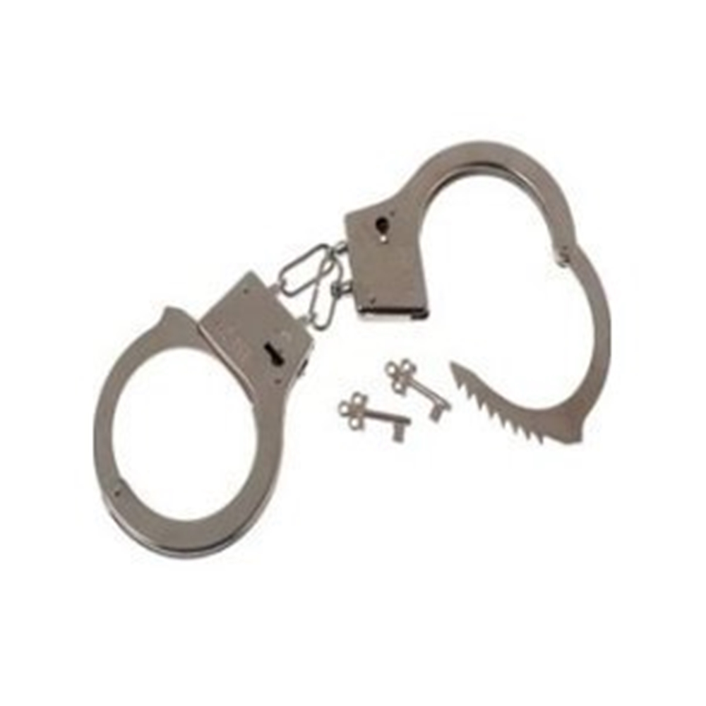 Image of Metal Handcuffs