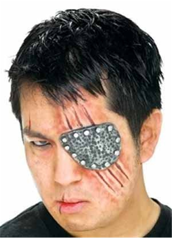 Metal Eye Patch