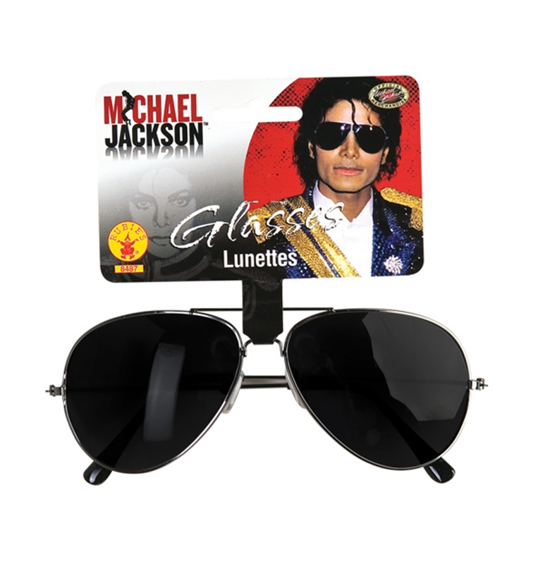 Michael Jackson Glasses by Rubies