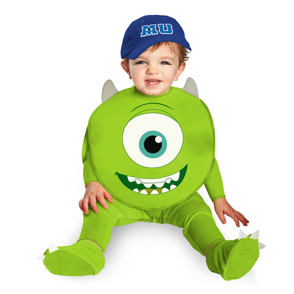 [Monsters University Mike Classic Infant Costume] (Monster University Costumes)
