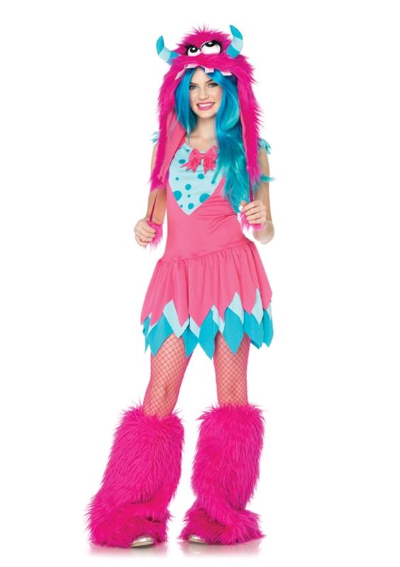 Mischief Monster Juniors Costume