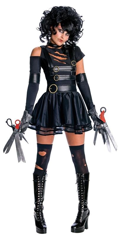 Miss Scissorhands Adult Womens Costume
