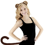 Monkey-Ears-And-Tail-Set
