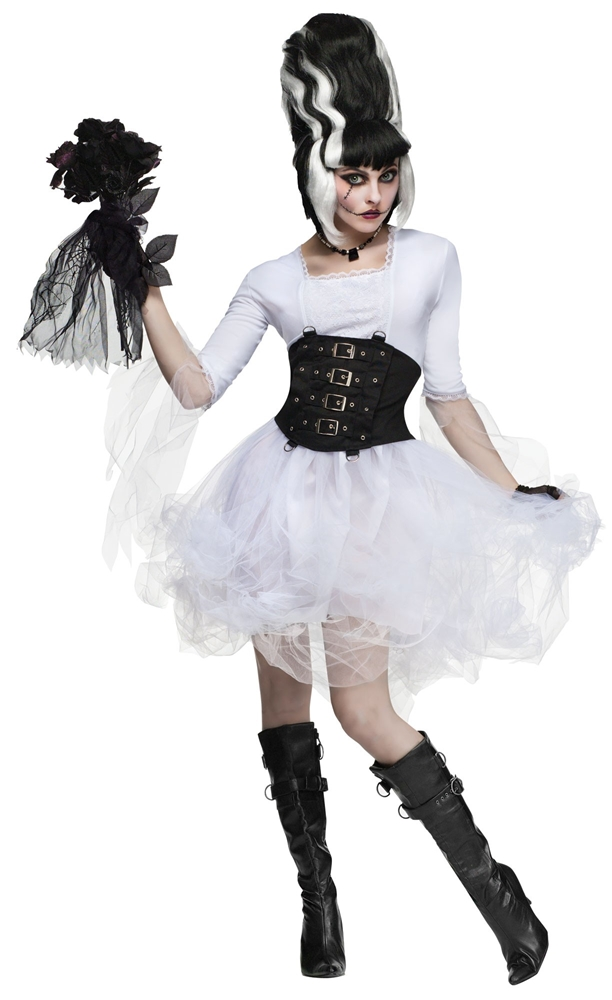 Monster Bride Adult Womens Costume