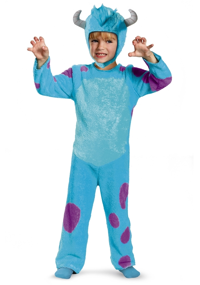 Monsters University Sully Boys Costume