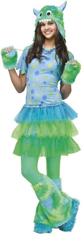 Monster Miss Juniors Costume