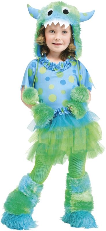 Monster Miss Toddler Costume