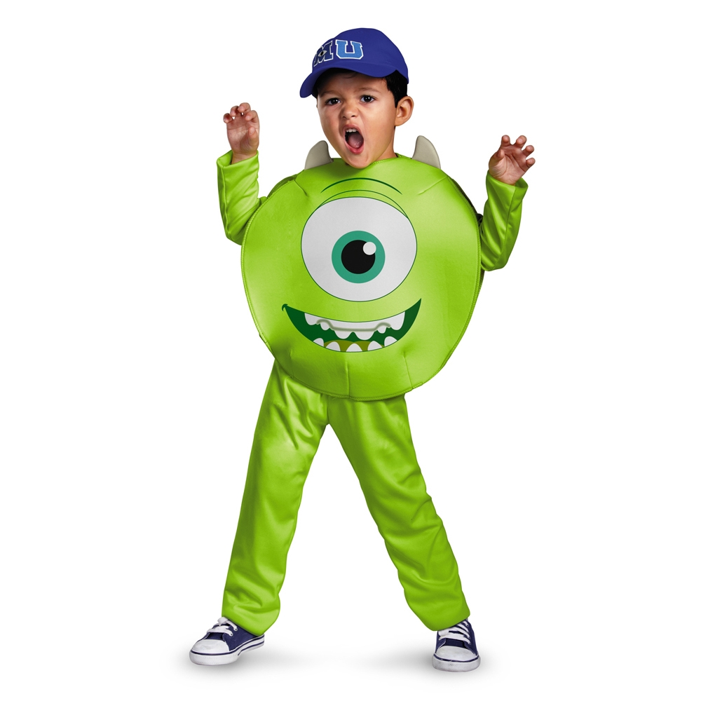 Monsters University Mike Classic Toddler & Child Costume