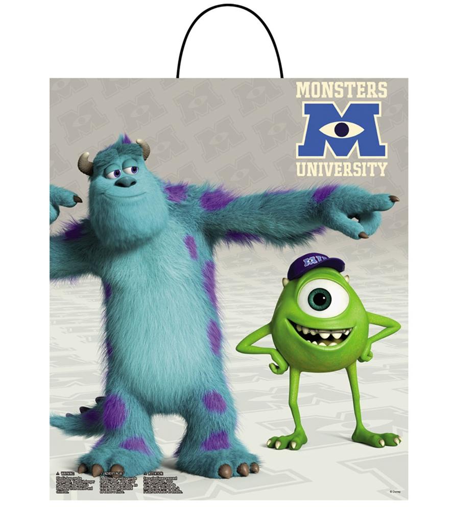 Monsters University Essential Treat Bag