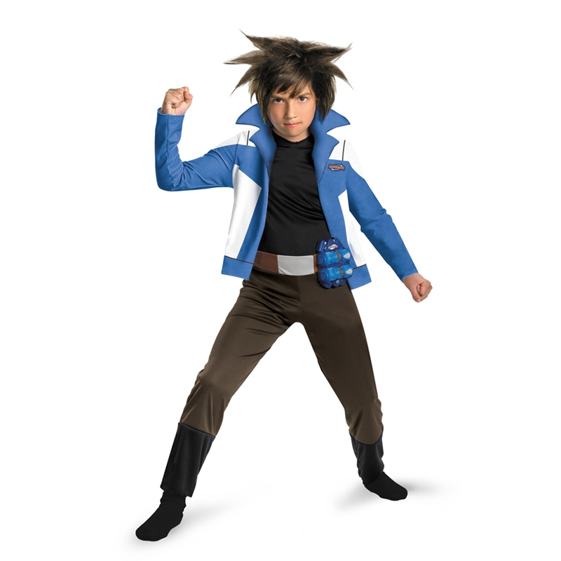 Monsuno Chase Suno Classic Child Boy Costume