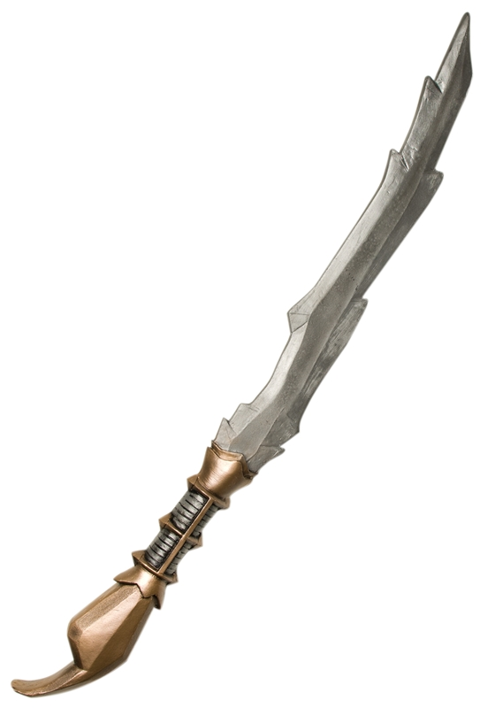 Mortal Kombat Scorpion Sword by Rubies
