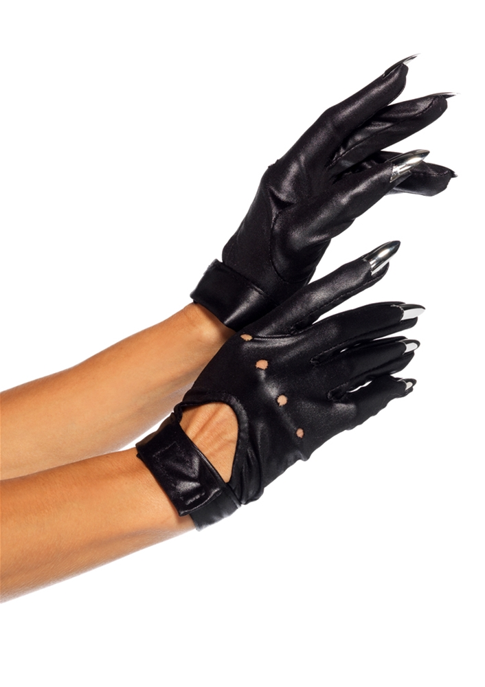 Motorcycle Gloves with Claws 2663