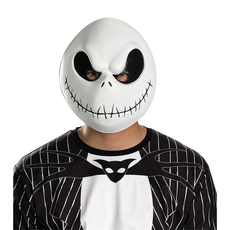 [Jack Skellington Adult Mask] (Jack Skellington Mask)
