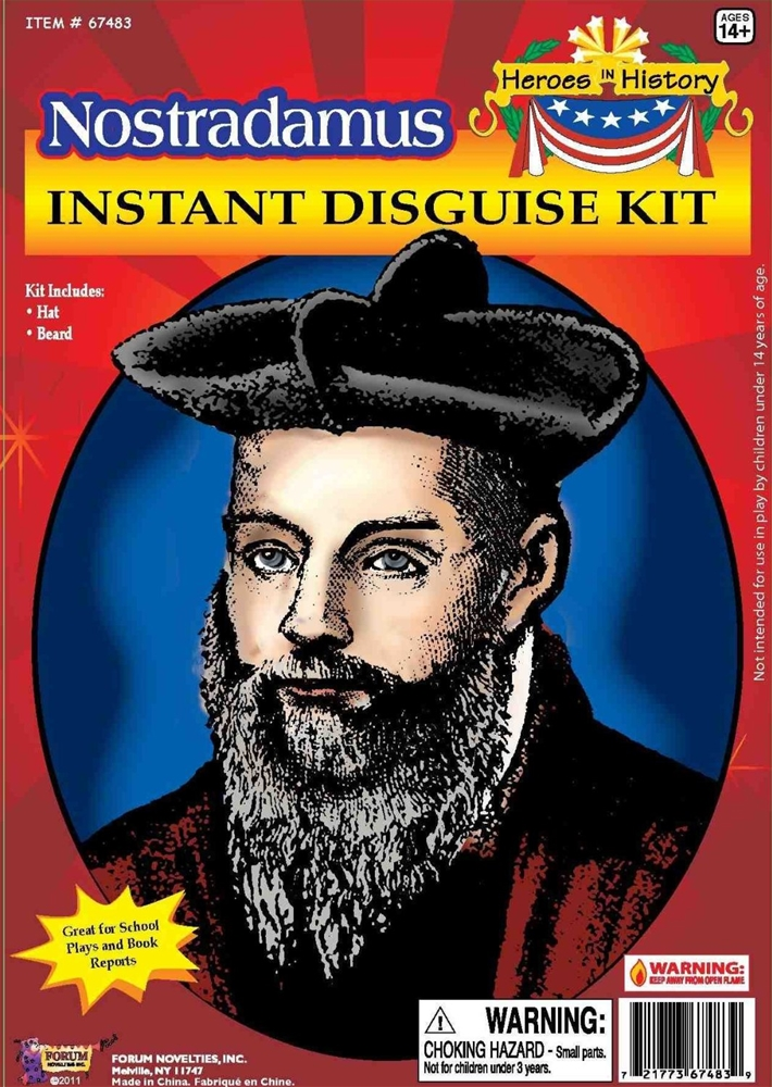 Nostradamus Instant Kit by DC WholeSale