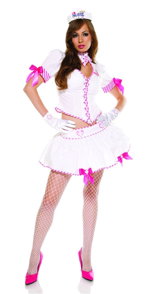 Nurse Eye Candy Adult Womens Costume