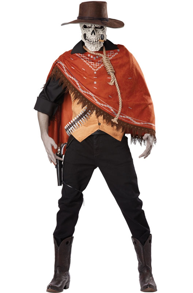 Outlaw's Revenge Adult Male Costume by California Costumes