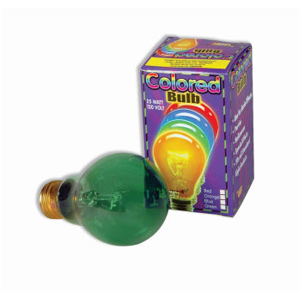 Party Green Bulb