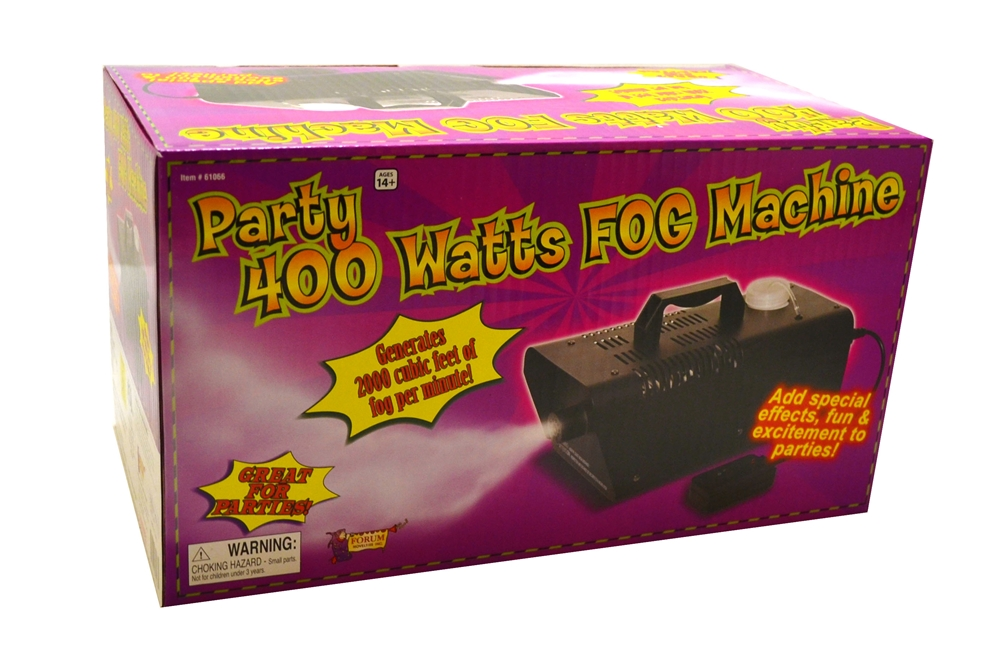 Party Fog Machine 400W With Remote
