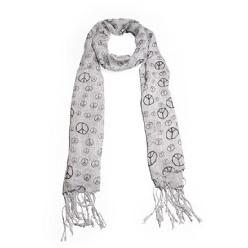 peace scarf