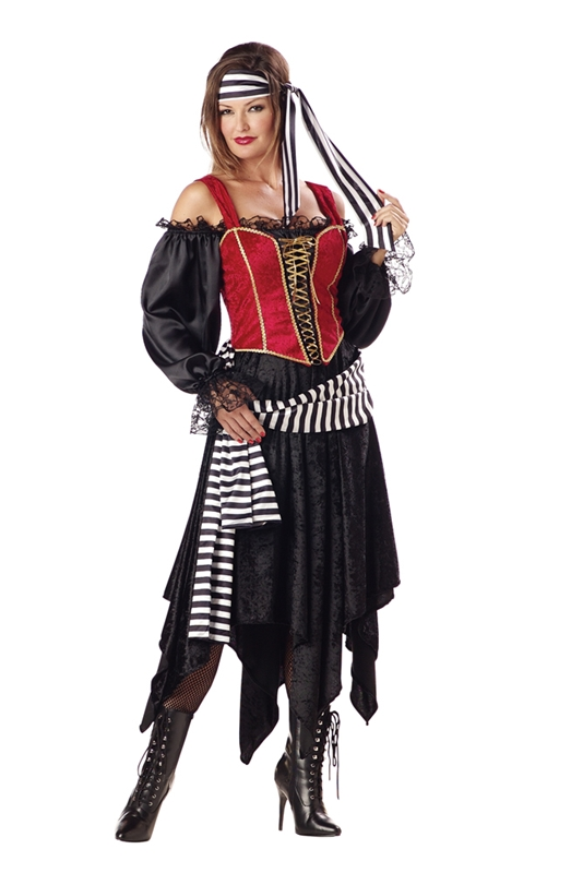 Pirate Lady Adult Womens Costume
