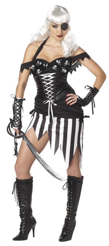 Pirate Mistress Adult Womens Costume