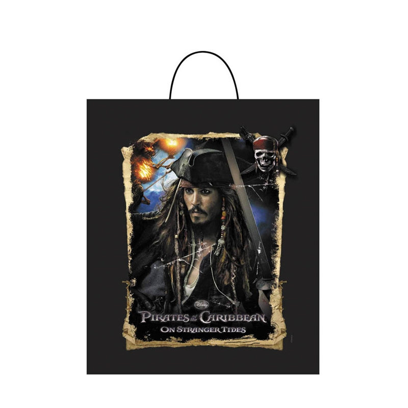 Pirates of the Carribbean Treat Bag