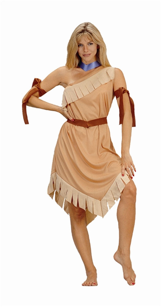 Pocahontas Adult Womens Costume (Pocahontas Adult)