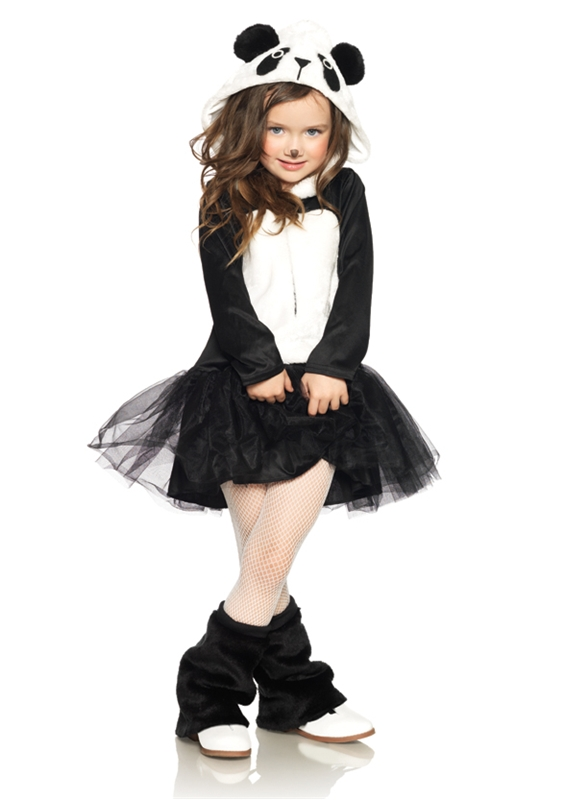 Pretty Panda Child Costume by Leg Avenue