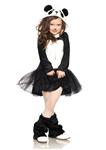 Pretty-Panda-Child-Costume