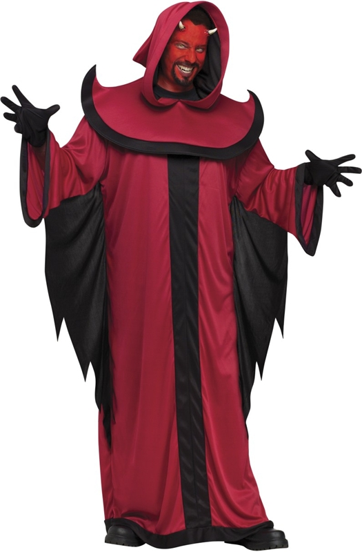 Prince of Darkness Adult Men Costume