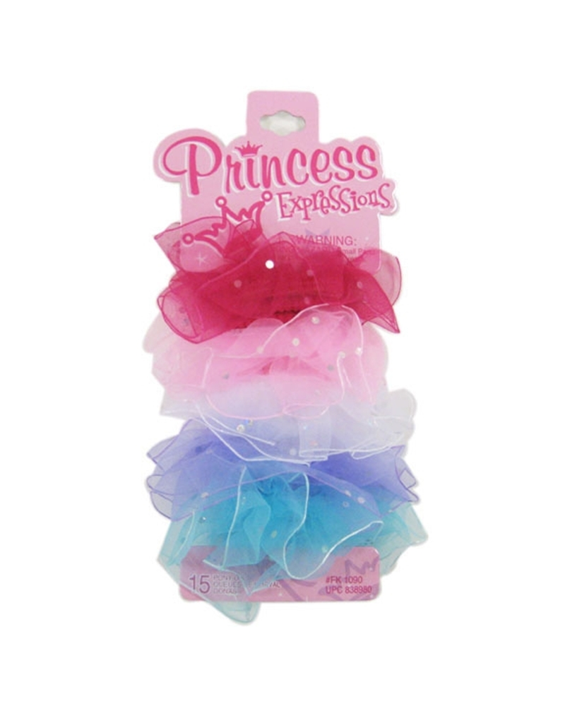 Princess Ponytail Tutu