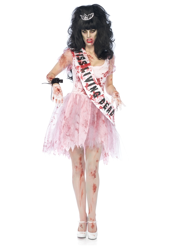 Putrid Prom Queen Adult Costume