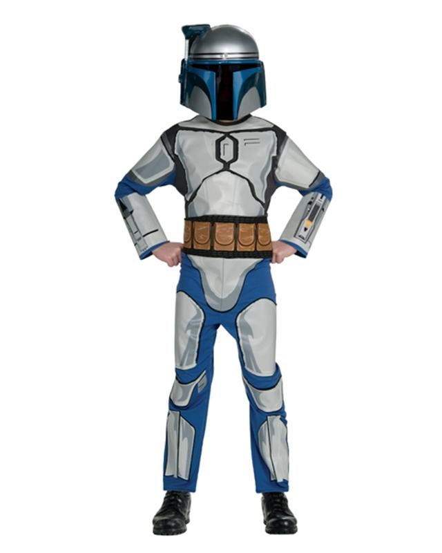 Купить Star Wars Jango Fett Child Costume