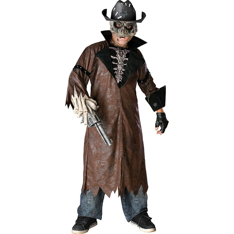 Tombstone Grave Digger Child Costume