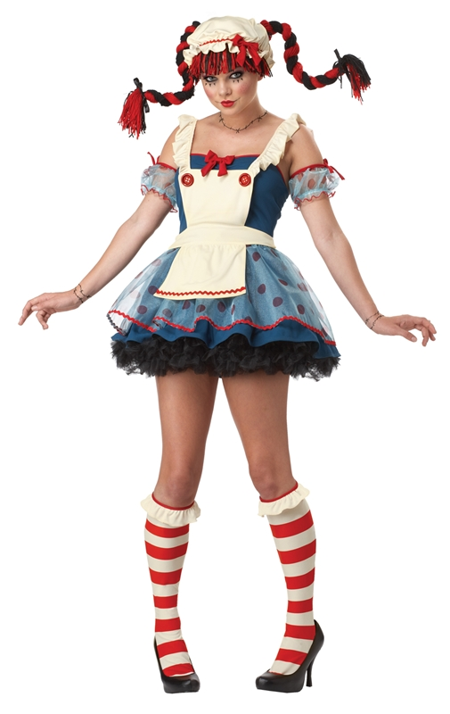 Rag Doll Junior Costume