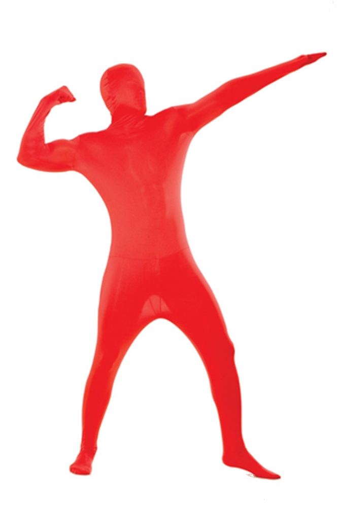 Red Skin Suit Adult Costume