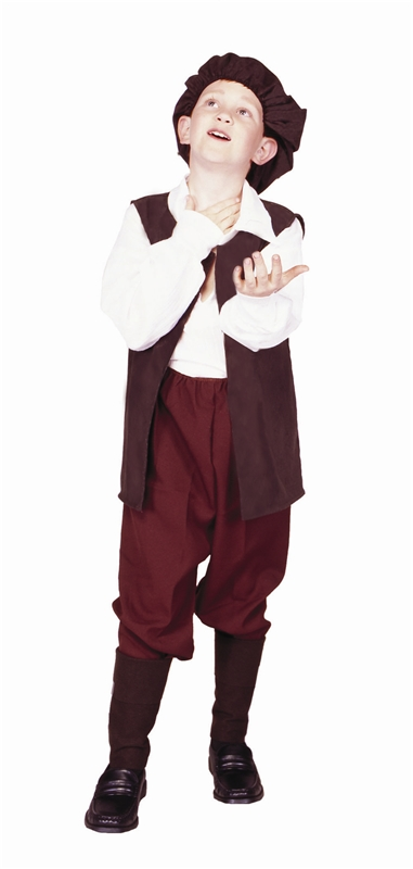 Renaissance Boy Child Costume