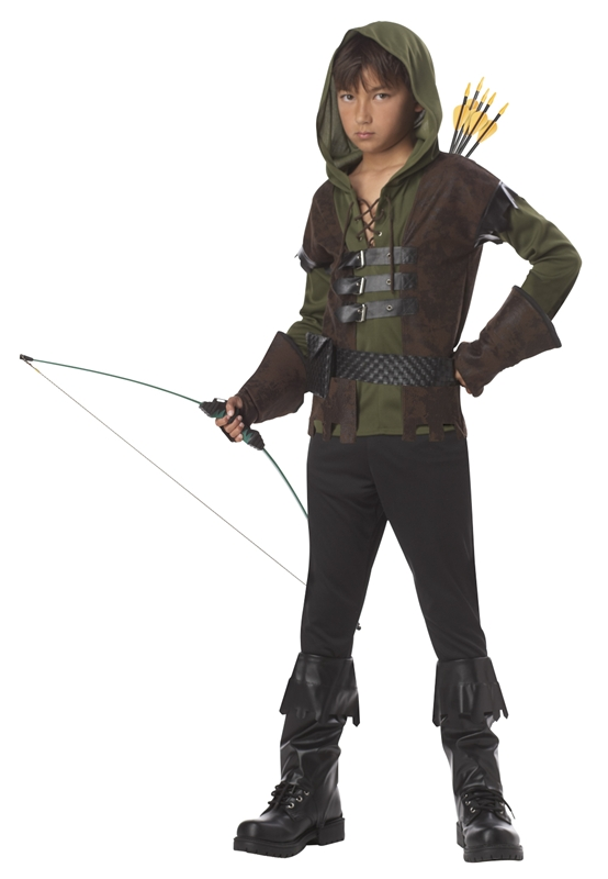 Robin Hood Boys Costume  sc 1 st  Trendy Halloween : child renaissance costumes  - Germanpascual.Com