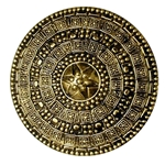 Gold-Roman-Shield