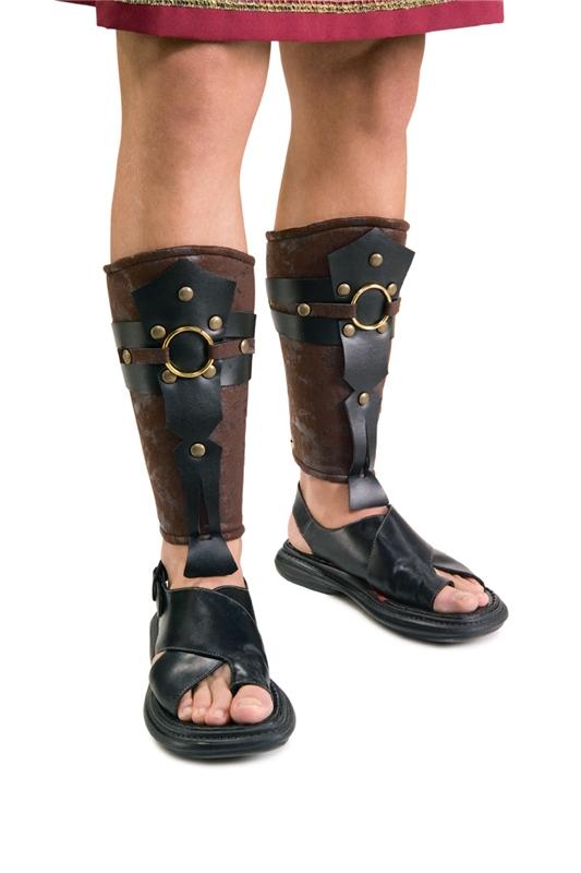 Roman Leg Guards