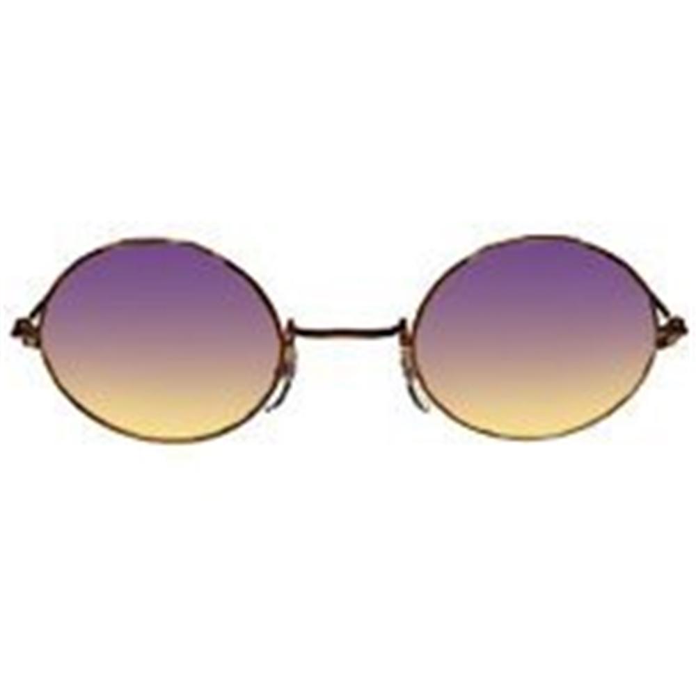 Round 70s Glasses
