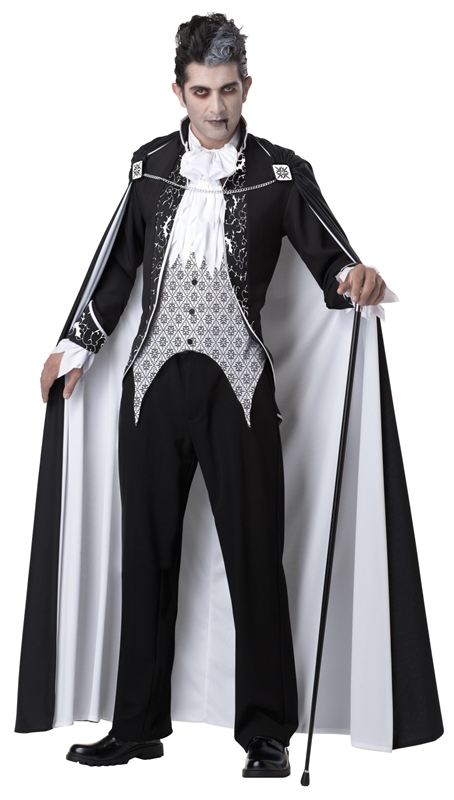 Royal Vampire Adult Mens Costume