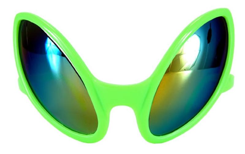 Close Encounter Glasses