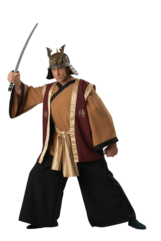 Samurai Adult Men Costume
