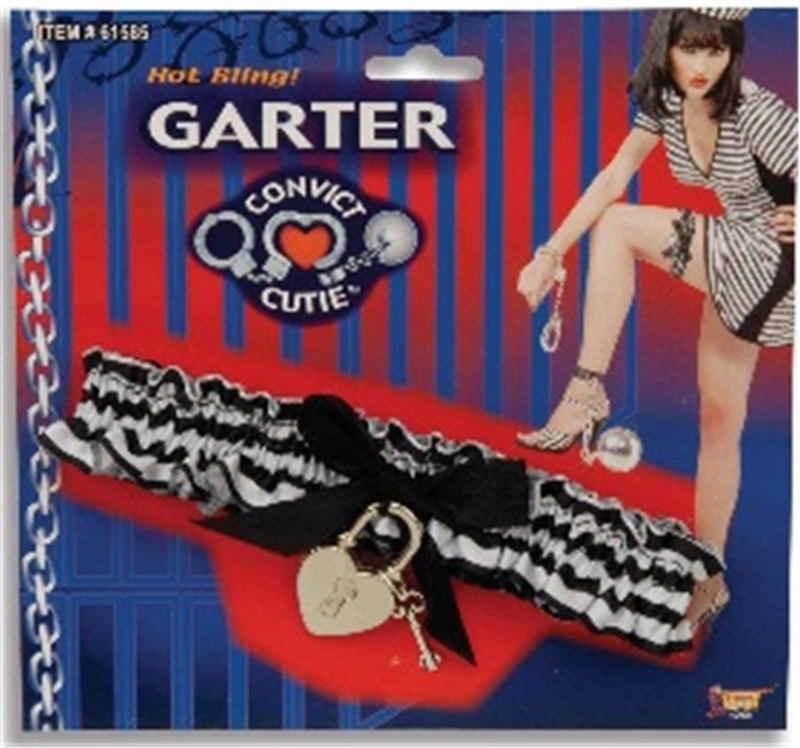 Image of Sexy Convict Garter